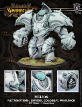 Retribution Helion/Hyperion Colossal - PLASTIC Box
